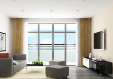 Living Room - 21 Gordon St Footscray